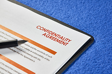 Confidential Transaction Agreement