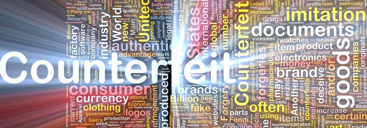 Lawsuit against counterfeit goods