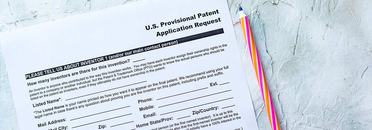 U.S. Provisional Patent Application